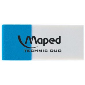 Maped gum Technic Duo