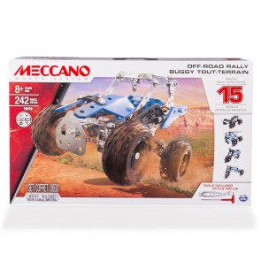 Meccano ATV 15 in 1 set