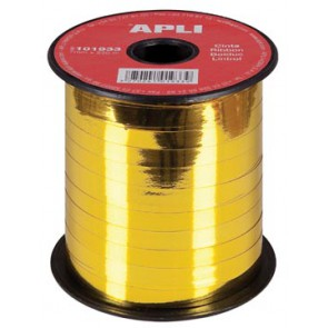 Apli sierlint 7 mm x 250 m, goud