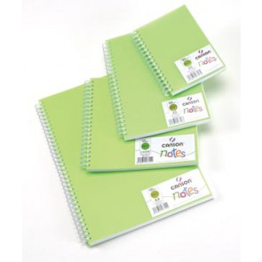 Canson schetsboek Notes, ft A4, groen