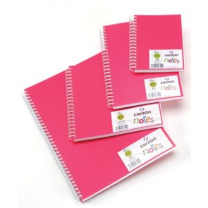Canson schetsboek Notes, ft A5, roze