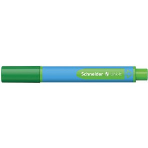 Schneider balpen Slider Link-it, groen