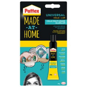 Pattex Made At Home alleslijm tube van 20 g op blister