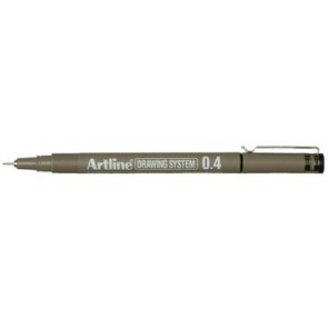 Fineliner Drawing System 0,4 mm