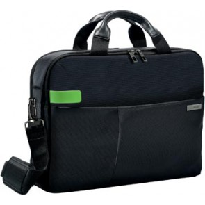 "Leitz PC SmartTravel 15,6"" Zwart"