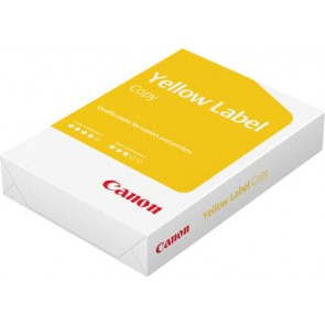 Canon Yellow Label Copy kopieerpapier ft A4, 80 g, pak van 500 vel