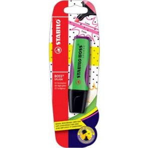Markeerstift Stabilo Boss Splash, groen