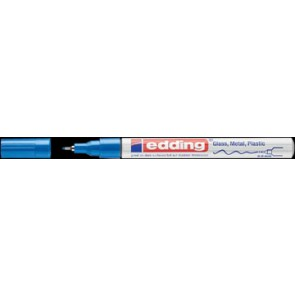 Edding glanslakmarker 780, blauw