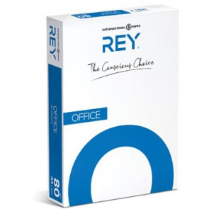 Rey Office Document printpapier ft A4, 80 g, doos van 2500 vel