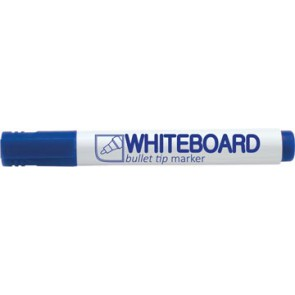 Crown whiteboardmarker blauw