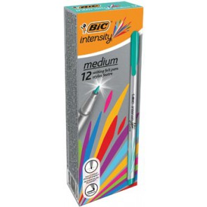 Bic fineliner Intensity, medium, jade