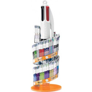 Bic display 4 Colours Family