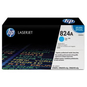HP drum 824A, 35 000 pagina's, OEM CB385A, cyaan