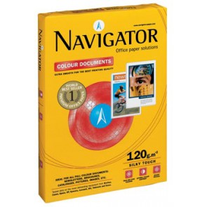 Navigator Colour Documents presentatiepapier ft A3, 120 g, pak van 500 vel